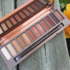 Urban Decay Naked Heat Palette – Review and Swatches on Dark Skin